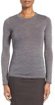BOSS Women's Edune Wool Top