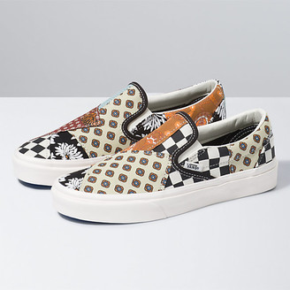 Vans Tiger Patchwork Classic Slip-On