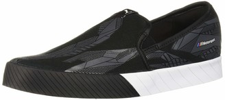 Puma Men's BMW MMS Slip-ON Track GRA Sneaker