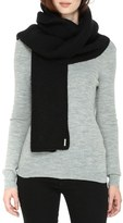 Soia & Kyo Women's Extra Long Knit Scarf