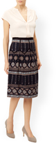 Monsoon Leticia Printed Skirt
