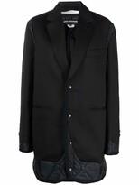 Thumbnail for your product : Junya Watanabe Panelled Blazer Coat