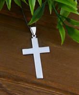 Silver Cross Vera & Co. Women's Necklaces - Sterling Pendant Necklace