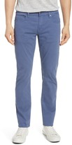 Liverpool Jeans Co Kingston Modern Straight Leg Twill Pants