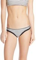 Issa de' mar Issa de Mar 'Coco' Reversible Bikini Bottoms