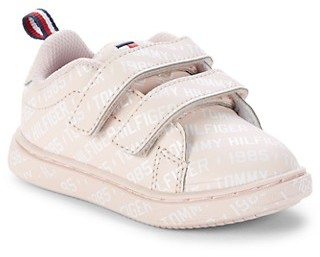 Tommy Hilfiger Baby Girl's Girl's Logo Sneakers