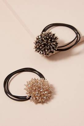 Pack of 2 Bead-Embellished Hairbands