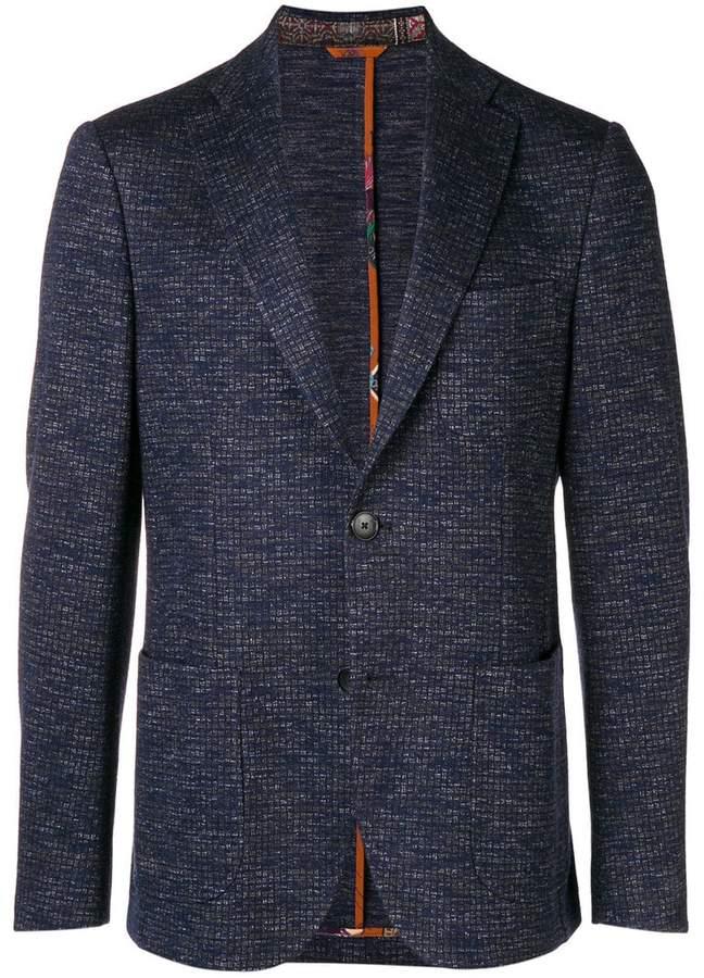 Etro single-breasted blazer