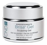 CND Brisa UV Sculpting Gel - Warm Semi-Sheer - 42g / 1.5oz