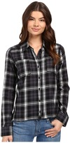 Hurley Wilson Long Sleeve Button Up