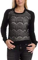 Timezone Women's Jumper - Black -