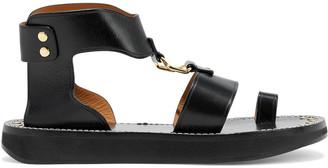 Isabel Marant Studded Leather Sandals