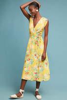 Yumi Kim Lorie Silk Wrap Dress