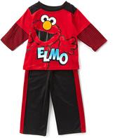 Children's Apparel Network Sesame Street 'Elmo' Layered Tee & Pants - Infant