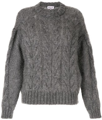 Paul & Joe oversized Kannecy jumper