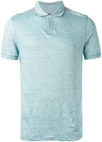 Michael Kors classic polo top - men - Cotton/Linen/Flax - S