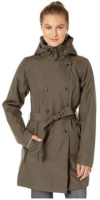 Helly Hansen Welsey Trench Insulator Jacket (Beluga) Women's Coat