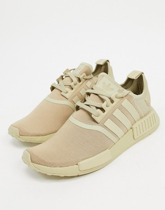 adidas NMD_R1 sneakers in sand
