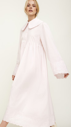 Simone Rocha Smock Shirtdress