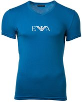 Emporio Armani Colored Basic Stretch Cotton T-Shirt