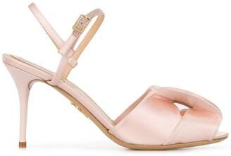 Charlotte Olympia Drew slingback sandals
