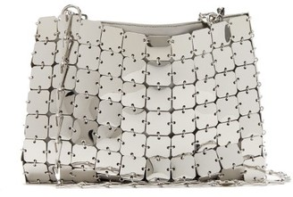 Paco Rabanne Iconic 1969 Chain Bag - Silver