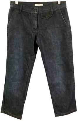 Prada Navy Denim - Jeans Trousers