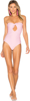 Stone Fox Swim Chai One Piece Swimsuit
