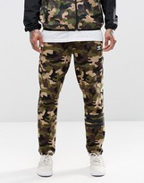 Adidas Originals Camo Joggers Ay8716