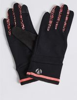 Marks and Spencer Printed Running Gloves