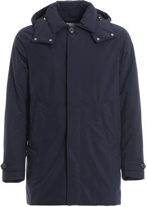 Woolrich Barrow Thermore Padded Coat