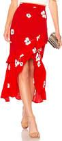Bardot Frieda Ruffle Skirt