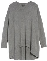Eileen Fisher Women's Cashmere & Wool Blend Oversize Sweater