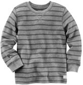 Carter's Long-Sleeve Striped Thermal Tee