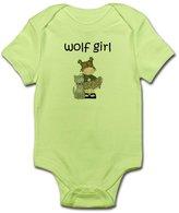 CafePress - Wolf Girl Baby Bodysuit - Cute Infant Bodysuit Baby Romper