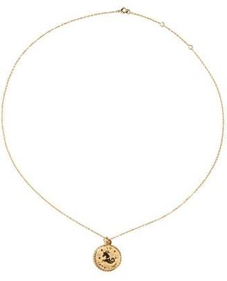 Fallon Capricorn Necklace