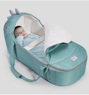 Sunveno Travel Baby Bed and Lounger, Moses Basket