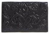 Hobo Women's Evan Leather Wallet - Black