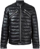 Just Cavalli quilted padded jacket