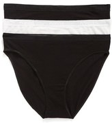 Naked 3-Pack High Cut Panty