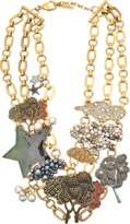 Marc Jacobs Charms necklace