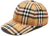 Burberry House-check baseball cap