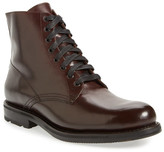 Frye &Brayden& Plain Toe Boot (Men)