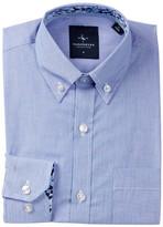 Tailorbyrd Twill Royal Blue Dress Shirt (Big Boys)
