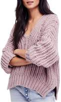 Free People Infinite V-Neck Sweater