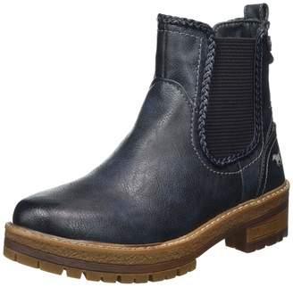 Mustang Women's 1344-601-820 Chelsea Boots
