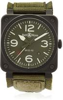Bell & Ross Br03-92 Military Automatic Ceramic Watch