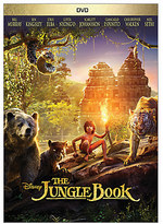 Disney The Jungle Book DVD - Live Action