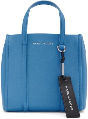 Marc Jacobs Blue The Mini Tag Tote