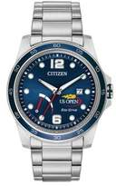 Citizen PRT 25th Anniversary Limited Edition US Open Stainless Steel Bracelet Watch